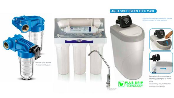 trattamento acque sardegna